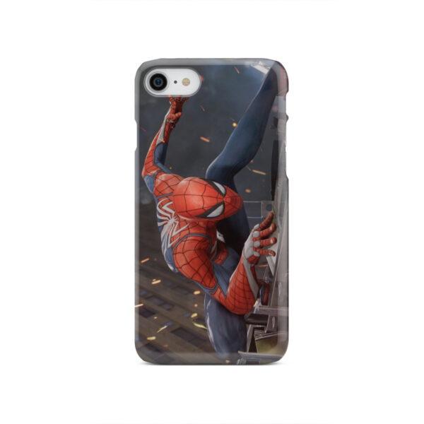 Spider-Man Superhero for Custom iPhone SE 2020 Case