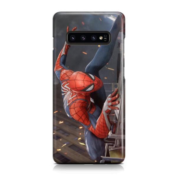 Spider-Man Superhero for Cute Samsung Galaxy S10 Case Cover