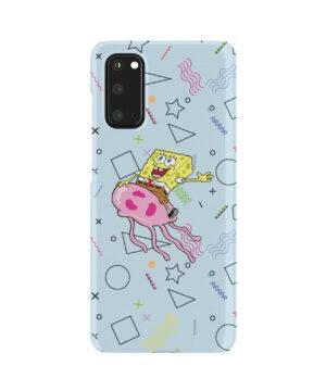 Spongebob Jellyfish for Cute Samsung Galaxy S20 Case