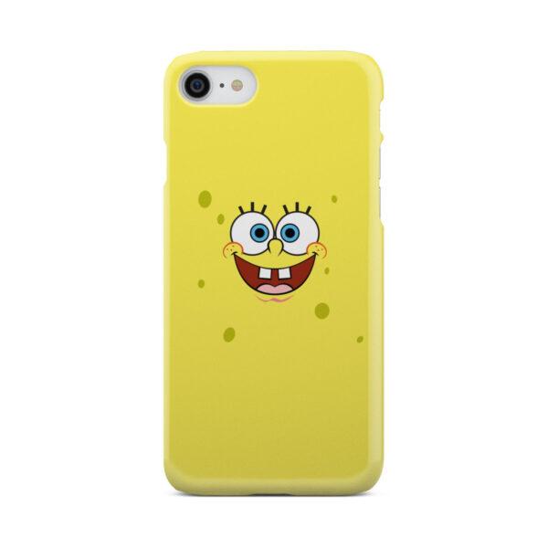 Spongebob Squarepants Face for Beautiful iPhone 8 Case Cover
