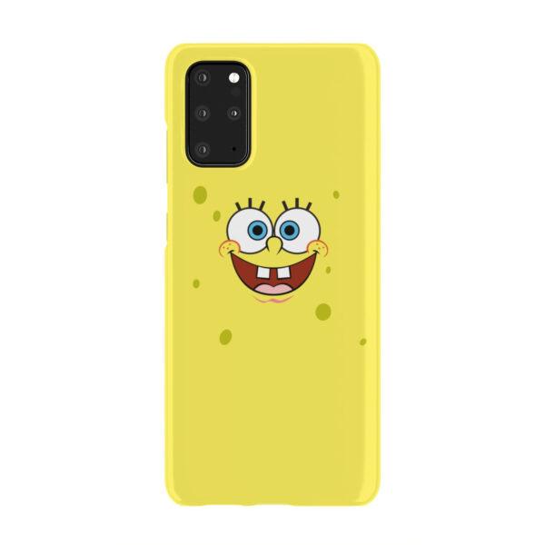 Spongebob Squarepants Face for Cool Samsung Galaxy S20 Plus Case Cover