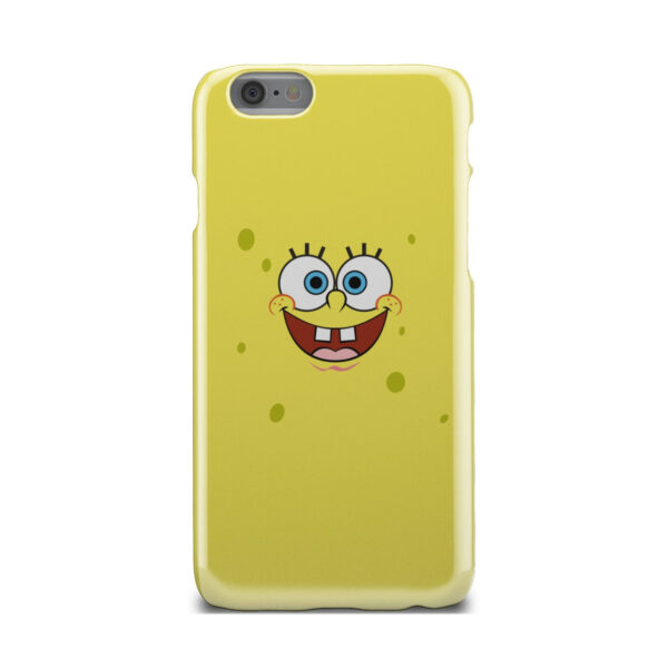 Spongebob Squarepants Face for Custom iPhone 6 Case Cover
