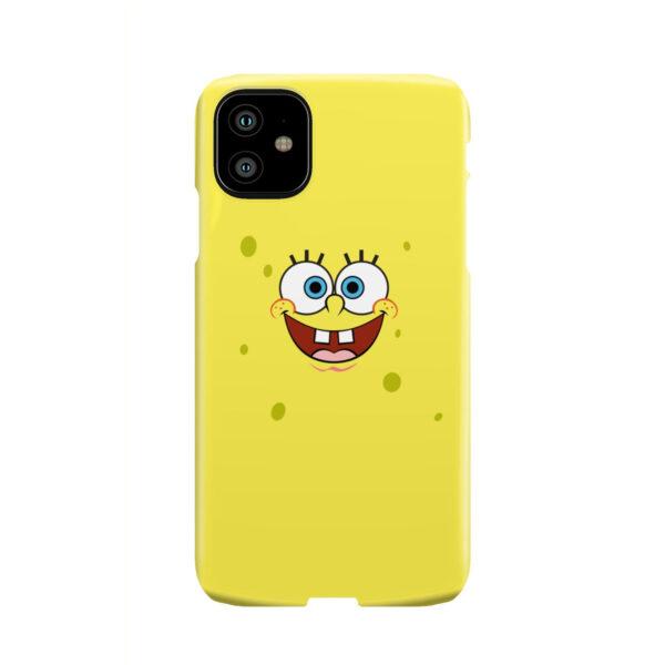 Spongebob Squarepants Face for Cute iPhone 11 Case Cover