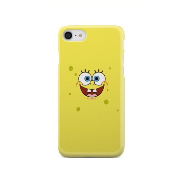 Spongebob Squarepants Face for Newest iPhone SE 2020 Case Cover