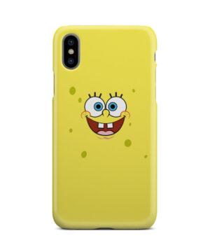 Spongebob Squarepants Face for Premium iPhone X / XS Case