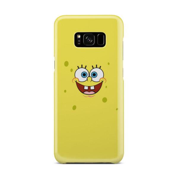 Spongebob Squarepants Face for Premium Samsung Galaxy S8 Plus Case