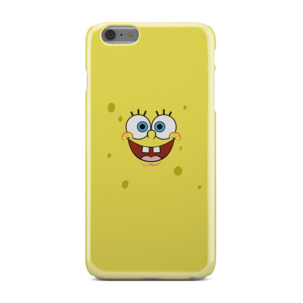 Spongebob Squarepants Face for Stylish iPhone 6 Plus Case Cover