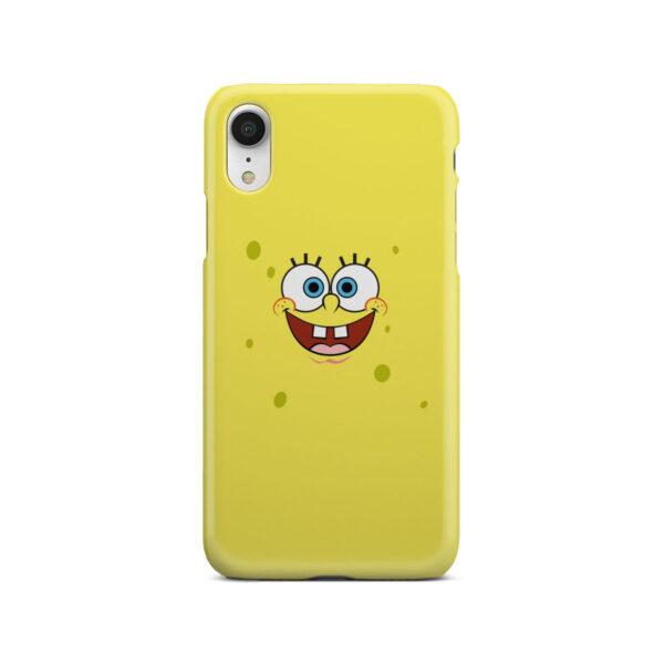 Spongebob Squarepants Face for Stylish iPhone XR Case