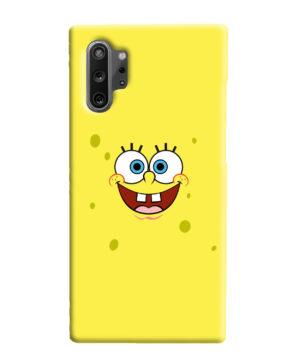 Spongebob Squarepants for Customized Samsung Galaxy Note 10 Plus Case