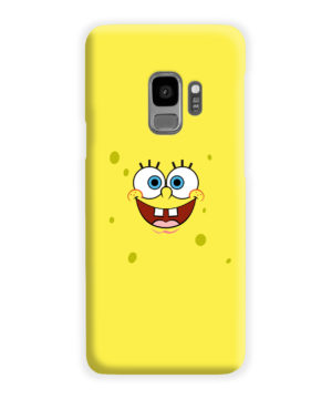 Spongebob Squarepants for Customized Samsung Galaxy S9 Case Cover