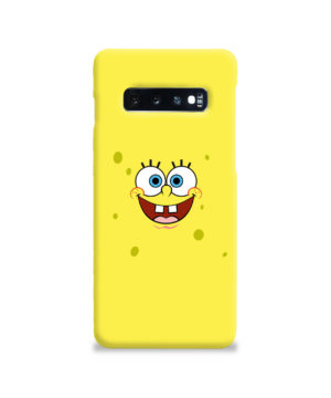 Spongebob Squarepants for Cute Samsung Galaxy S10 Case Cover