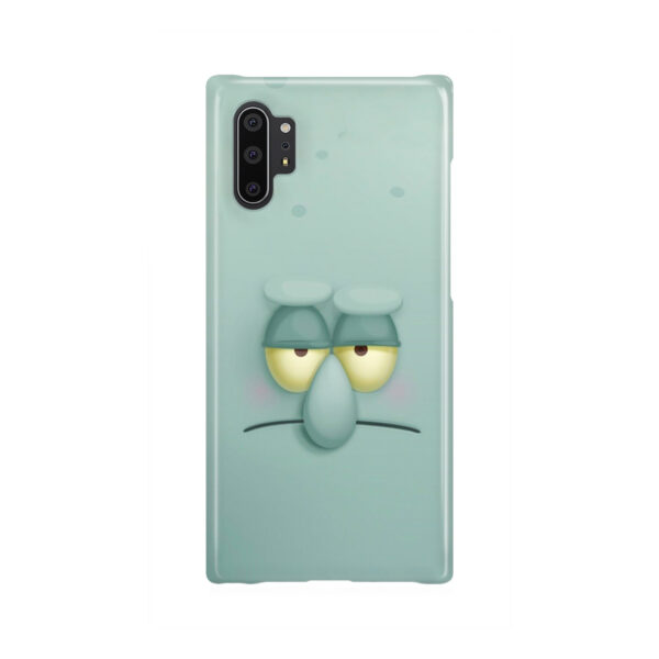 Squidward Squarepants for Best Samsung Galaxy Note 10 Plus Case