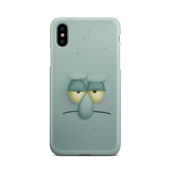 Squidward Squarepants for Nice iPhone X / XS Case