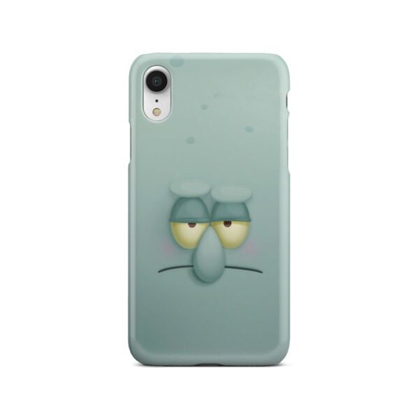 Squidward Squarepants for Trendy iPhone XR Case
