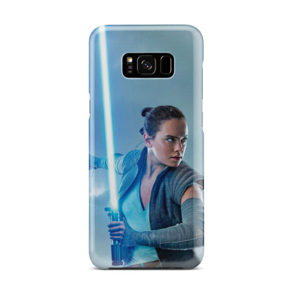 Star Wars Rey The Last Jedi for Beautiful Samsung Galaxy S8 Plus Case