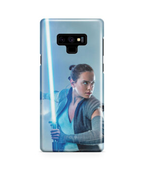 Star Wars Rey The Last Jedi for Custom Samsung Galaxy Note 9 Case