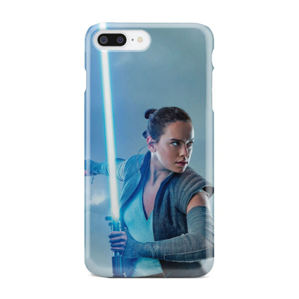 Star Wars Rey The Last Jedi for Customized iPhone 8 Plus Case