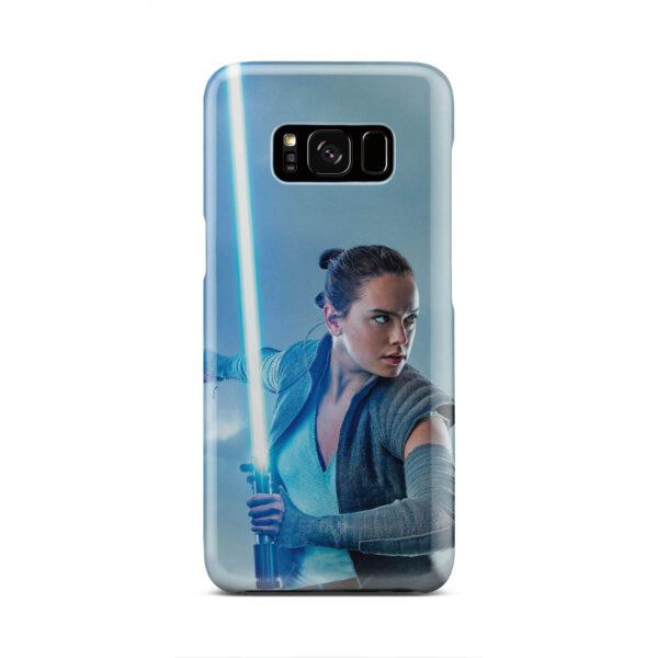Star Wars Rey The Last Jedi for Customized Samsung Galaxy S8 Case