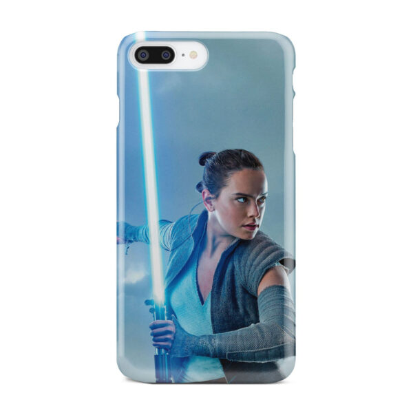 Star Wars Rey The Last Jedi for Personalised iPhone 7 Plus Case