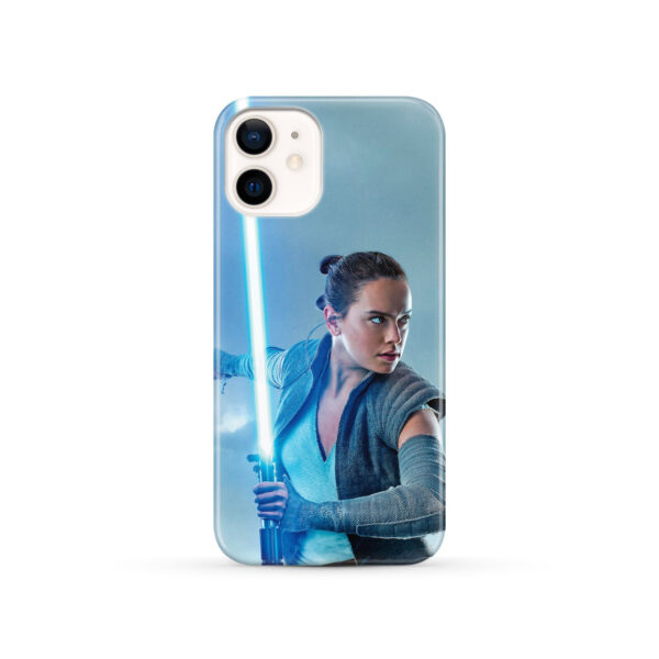 Star Wars Rey The Last Jedi for Premium iPhone 12 Case Cover