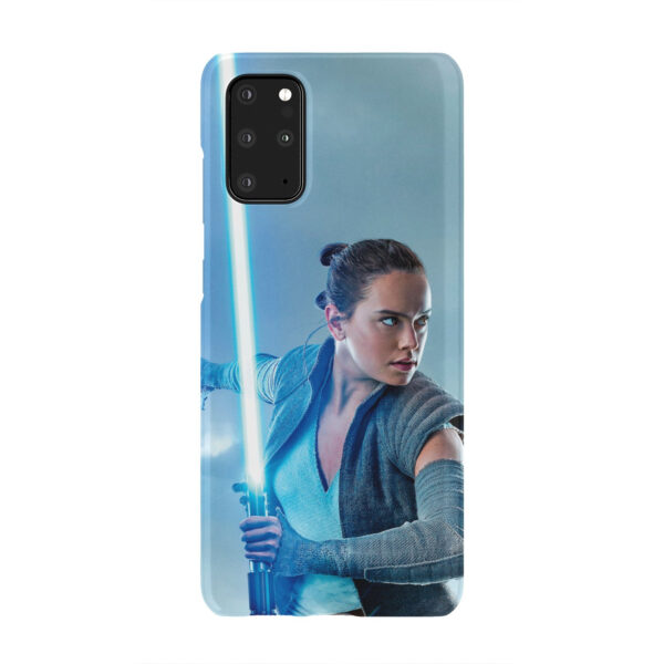 Star Wars Rey The Last Jedi for Simple Samsung Galaxy S20 Plus Case Cover