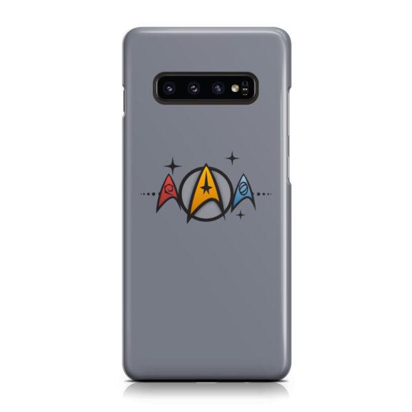 StarTrek Logo for Beautiful Samsung Galaxy S10 Case Cover
