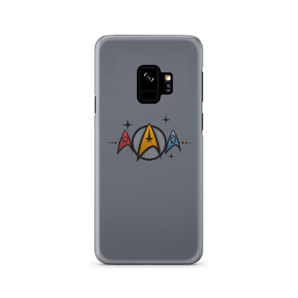 StarTrek Logo for Best Samsung Galaxy S9 Case