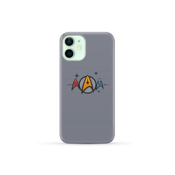 StarTrek Logo for Customized iPhone 12 Mini Case