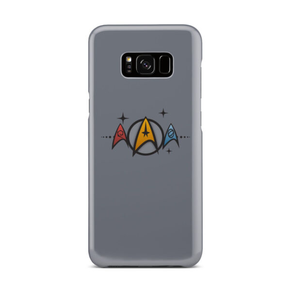 StarTrek Logo for Customized Samsung Galaxy S8 Plus Case Cover