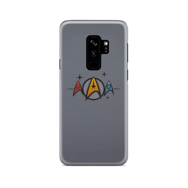 StarTrek Logo for Newest Samsung Galaxy S9 Plus Case