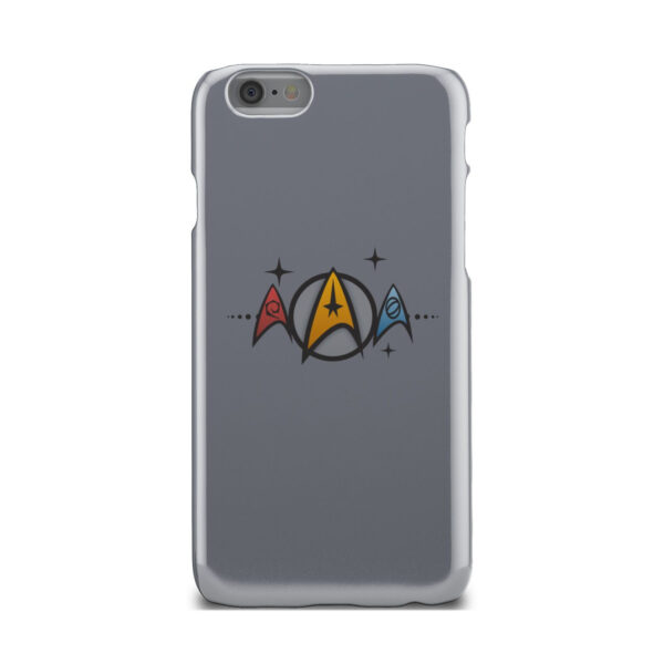 StarTrek Logo for Personalised iPhone 6 Case Cover