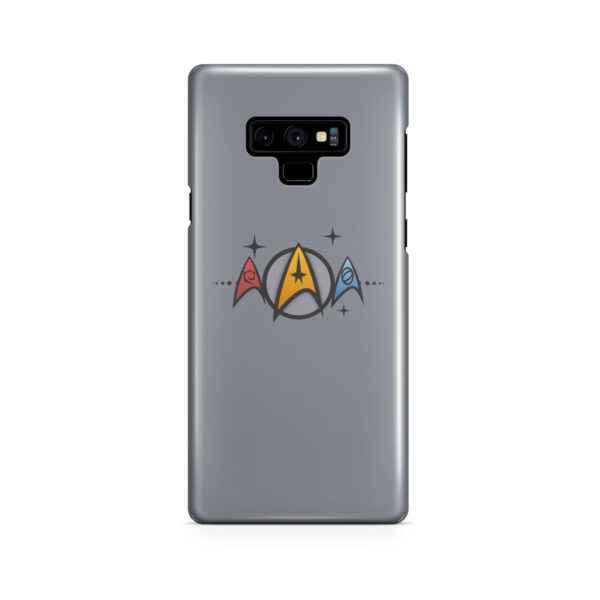 StarTrek Logo for Personalised Samsung Galaxy Note 9 Case Cover