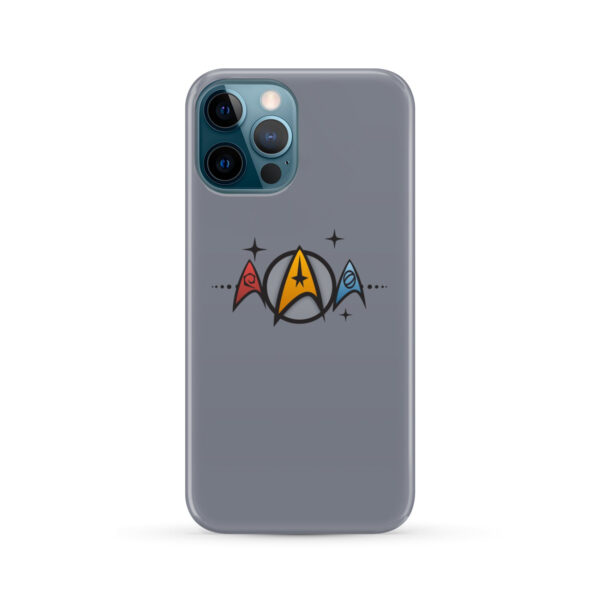 StarTrek Logo for Simple iPhone 12 Pro Max Case Cover
