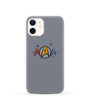 StarTrek Logo for Stylish iPhone 12 Case Cover