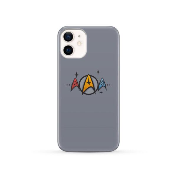 StarTrek Logo for Stylish iPhone 12 Case Cover