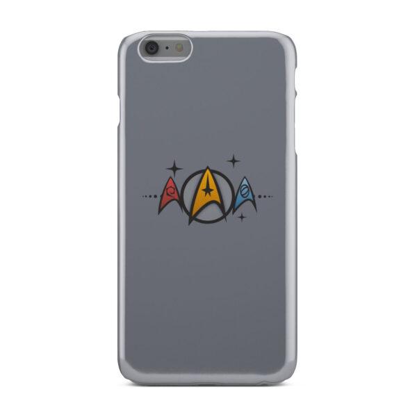 StarTrek Logo for Unique iPhone 6 Plus Case