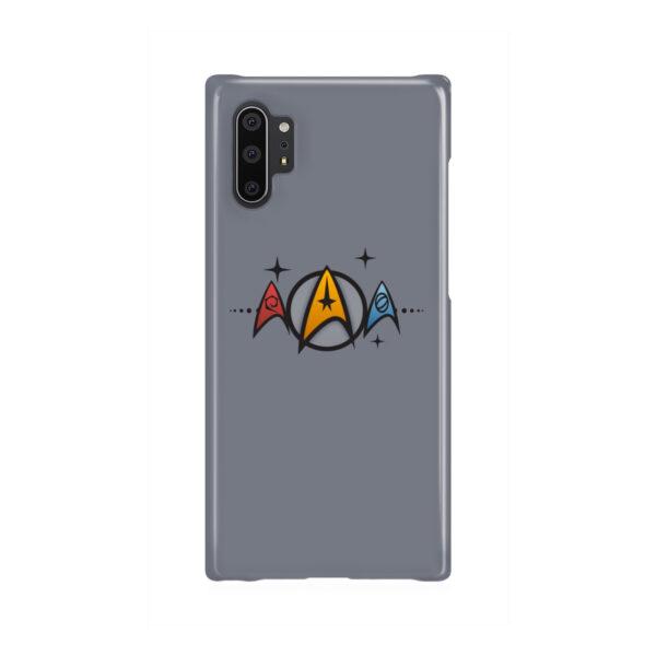StarTrek Logo for Unique Samsung Galaxy Note 10 Plus Case Cover