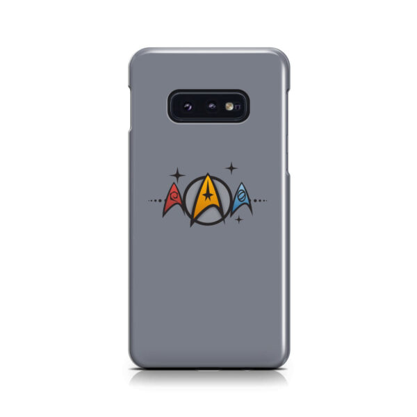 StarTrek Logo for Unique Samsung Galaxy S10e Case Cover