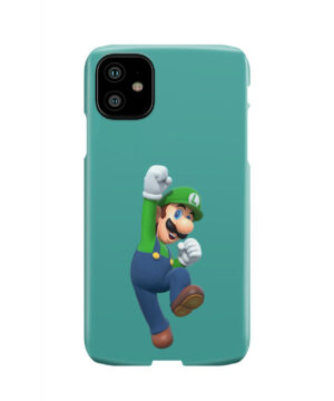 Super Mario Luigi for Amazing iPhone 11 Case