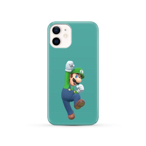 Super Mario Luigi for Amazing iPhone 12 Case