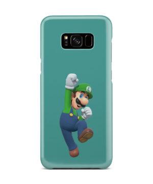 Super Mario Luigi for Amazing Samsung Galaxy S8 Plus Case