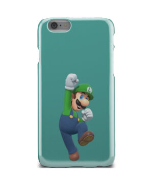 Super Mario Luigi for Beautiful iPhone 6 Case Cover