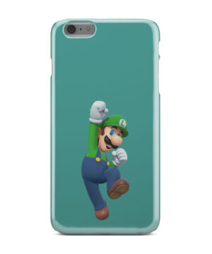 Super Mario Luigi for Beautiful iPhone 6 Plus Case Cover