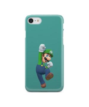 Super Mario Luigi for Best iPhone SE 2020 Case Cover