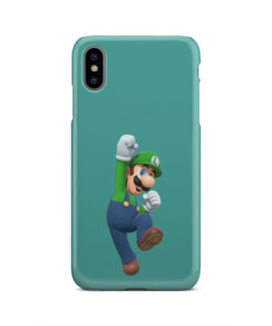 Super Mario Luigi for Best iPhone XS Max Case Cover