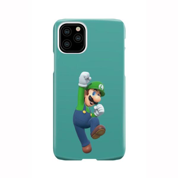 Super Mario Luigi for Custom iPhone 11 Pro Case Cover