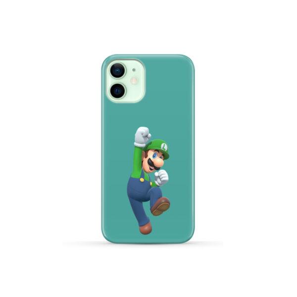 Super Mario Luigi for Custom iPhone 12 Mini Case