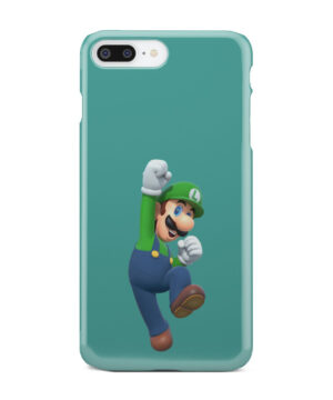 Super Mario Luigi for Cute iPhone 8 Plus Case