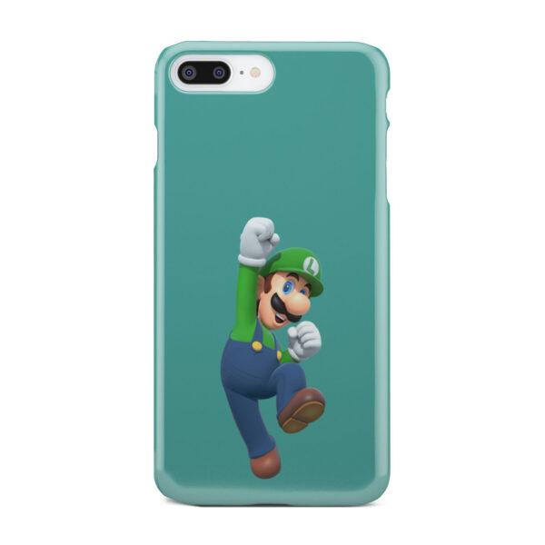 Super Mario Luigi for Cute iPhone 8 Plus Case