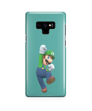 Super Mario Luigi for Newest Samsung Galaxy Note 9 Case Cover
